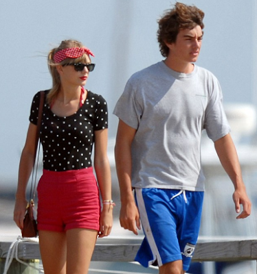 Connor Kennedy dan Tailor Swift