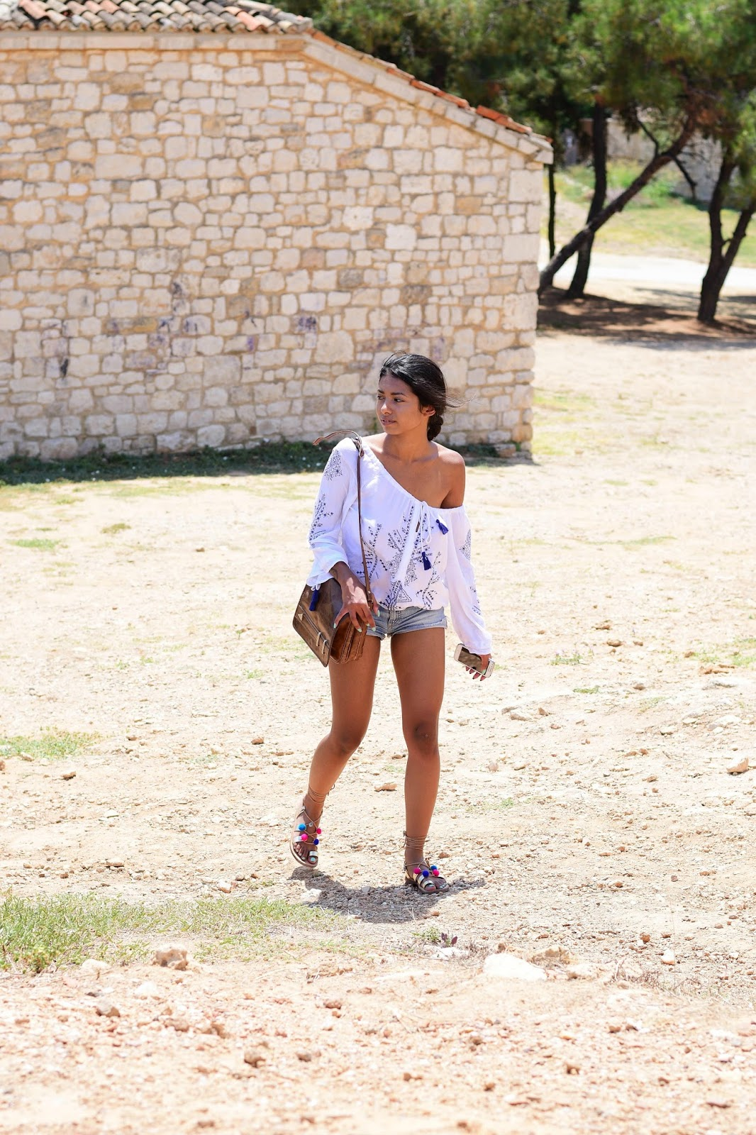 What to wear in a Greek Island on summer