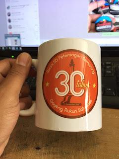 Cetak Mug Souvenir di Jogja - 15.000/pcs Tanpa Minimal Order