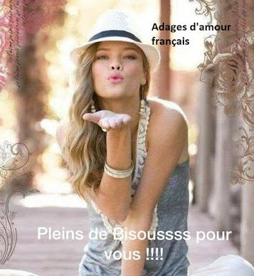 Adages d'amour français