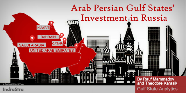 Arab Persian Gulf States' Investment in Russia