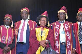 77-Year-Old Grandma Bags B.Sc. at University of Lagos (UNILAG) 2018 Convocation