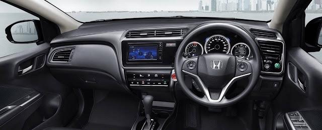Novo Honda City 2018