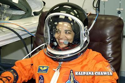 Kalpana Chawal