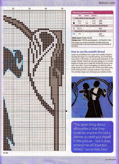 Dia dos Namorados Especial quadro Em Ponto Cruz Com Gráficos3