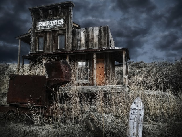 660+ Gambar Rumah Hantu Terseram Di Dunia HD