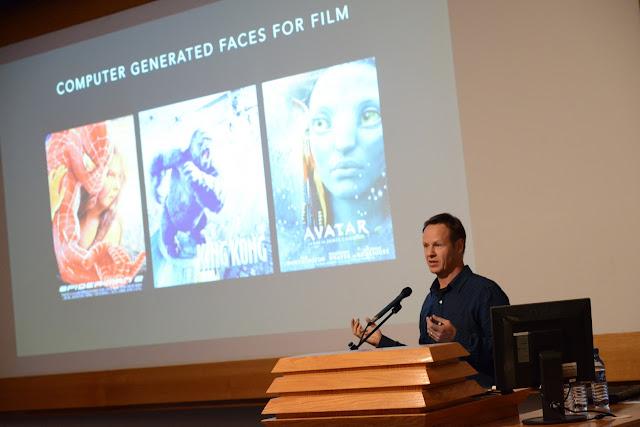Mark Sagar Memenangkan Sejumlah Piala Oscar Untuk Kategori Best Facial Motion Capture