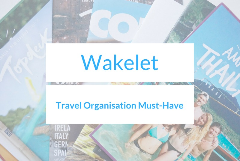 Wakelet For Travel Inspiration Planning Organisation