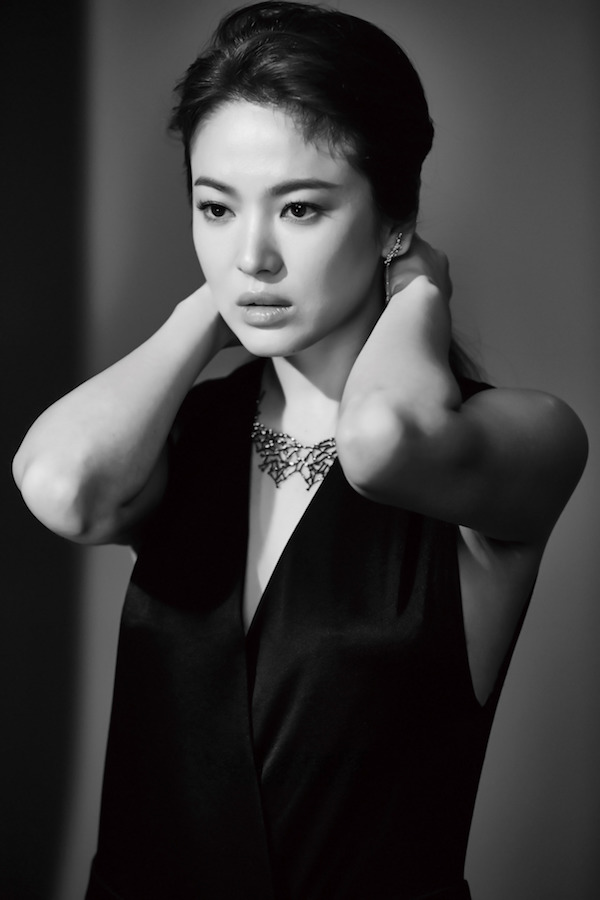 Korean Actress Fashion Style