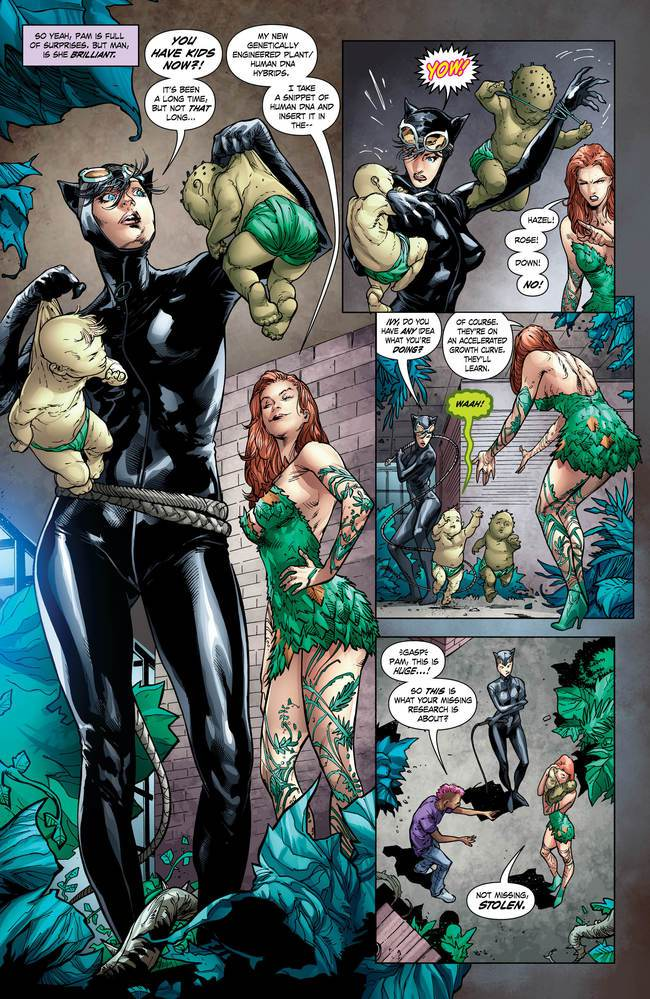 Poison Ivy: Cycle of Life and Death (2016 Ltd) # 1 Near Mint (NM) DC Comics MODN