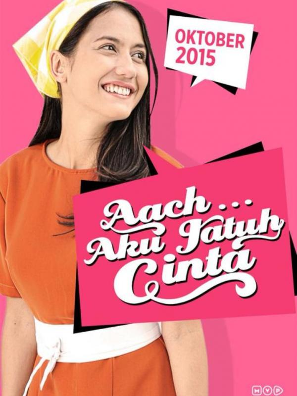 Aach… Aku Jatuh Cinta