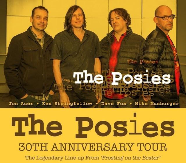 Que vuelven The Posies!!! - Gira 30 aniversario