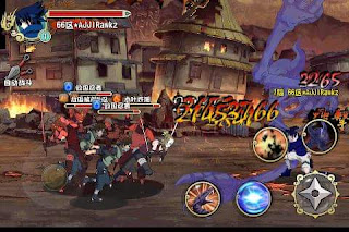 Free Download Naruto Adventure 3D V.2.2 Apk