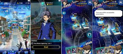 Yu-Gi-Oh! Duel Links v1.1.1 Mod Apk (Unlocked)