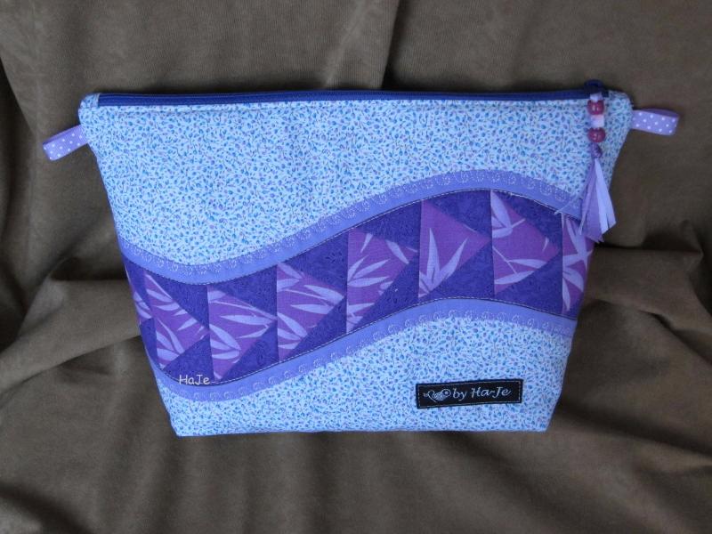Sticken und Nähen - Taschen und Täschchen: Januar 2016