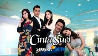 nama biodata pemain pemeran dan Sinopsis Sinetron Cinta Suci SCTV
