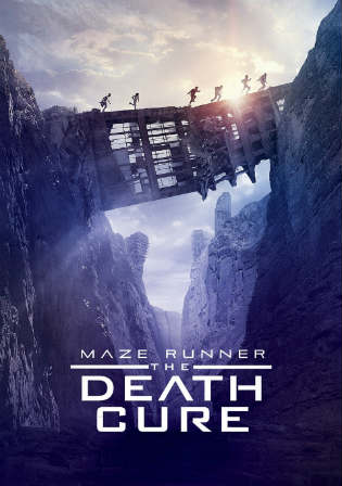 Maze Runner The Death Cure 2017 HC HDRip 400Mb English 480p Watch Online Full Movie Download bolly4u
