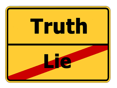 don't say lie
