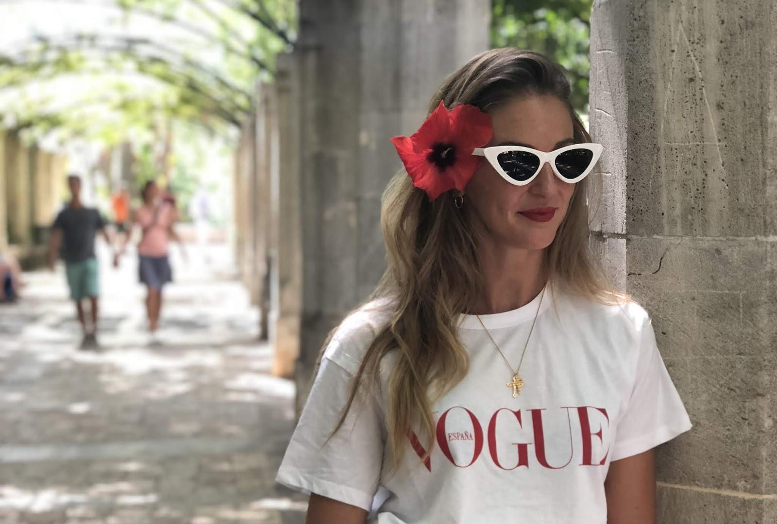 lista nueva Amazonas recogido Yo también sucumbí a la camiseta de Vogue. | Si Coppelia ...