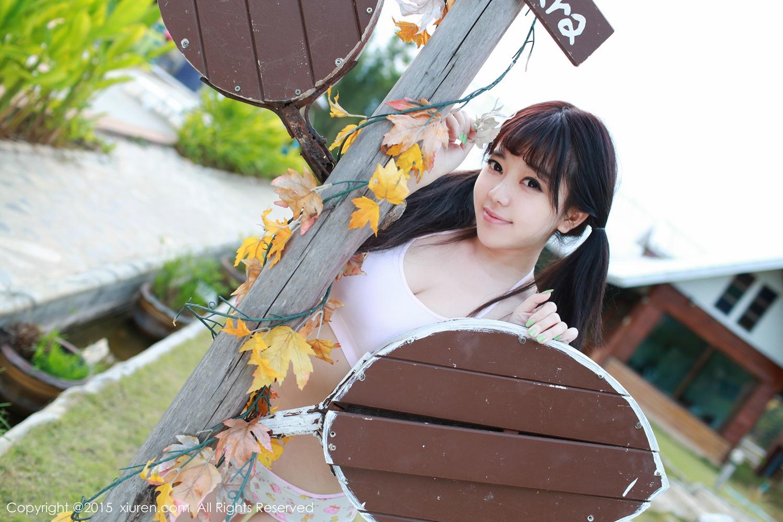0046 - Sexy Cute Girl Model XIUREN NO.291 FAYE