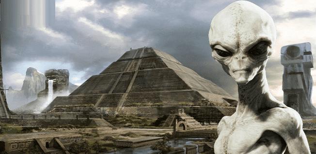 Η επαφή του  βασιλιά Τουταγχαμών  με εξωγήινους ειναι κρυμμένη στον τάφο του!