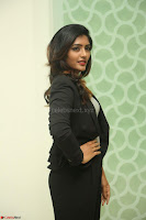 Actress Eesha Looks gorgeous in Blazer and T Shirt at Ami Tumi success meet ~  Exclusive 110.JPG