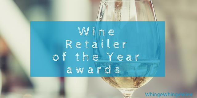 Winedirect.com Wine Retailer of the Year awards