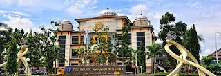 Info Pendaftaran Mahasiswa Baru  (POLPEN)  Politeknik Negeri Pontianak 2019-2020