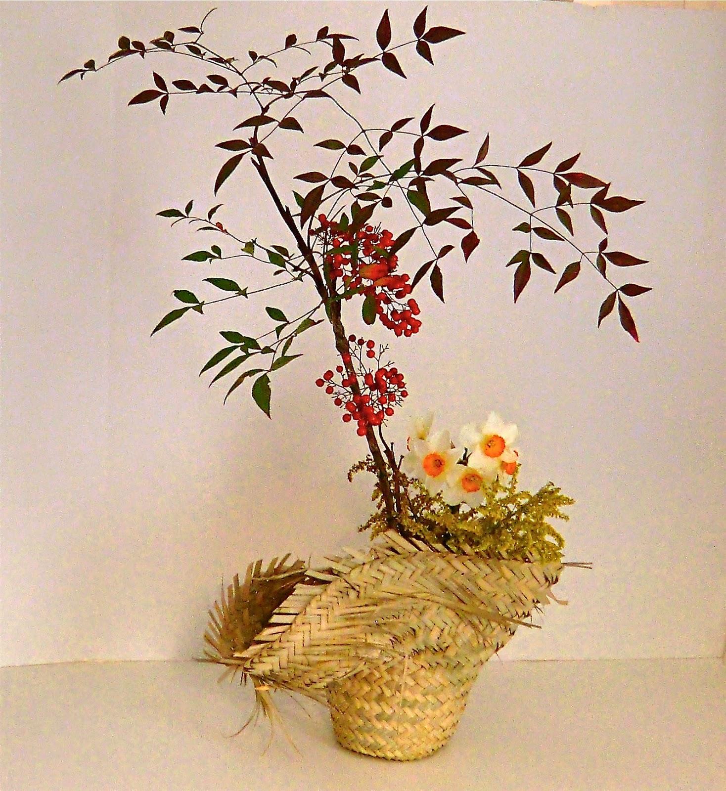 Mis Plantas Y Animales Qué Es Ikebana