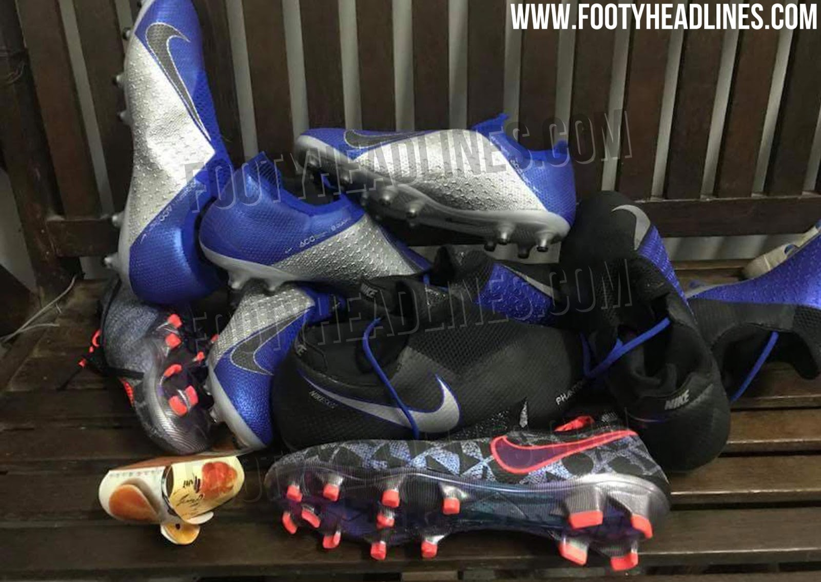 3 Unreleased Nike Phantom VSN 2018-19 Boots Leaked - Wpsoccer ef013c4f248