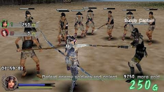 Download Samurai Warriors - State of War Game PSP for Android - www.pollogames.com
