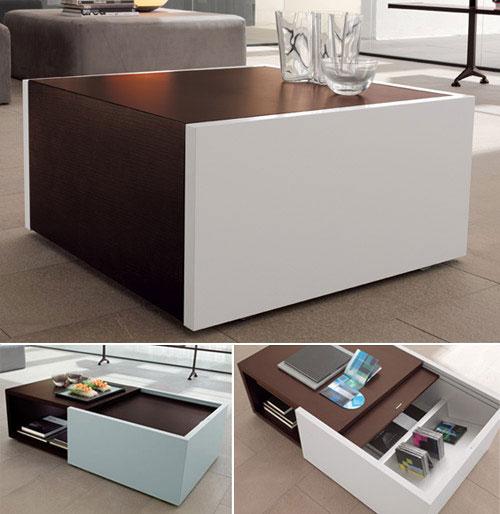 Mesa para ahorrar espacio