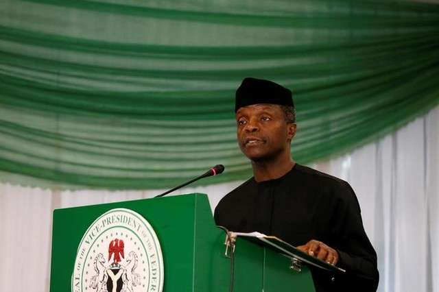 Osinbajo: VP restates FG's commitment to reconstruct North-East