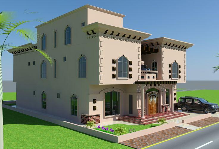 Desain Rumah Islami Bergaya Arab Yang Elegan Helloshabby Com Interior And Exterior Solutions