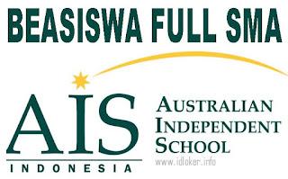 Beasiswa Penuh SMA AIS Indonesia