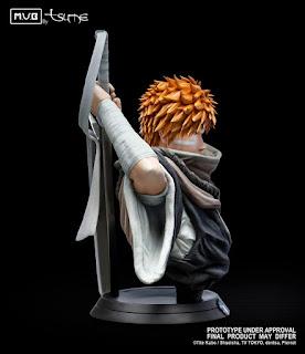 """Figuras: Imágenes y detalles de Ichigo Kurosaki M.U.B de """"Bleach"""" - Tsume Arts"""
