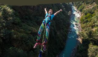 Bungee Jump Bhotekoshi