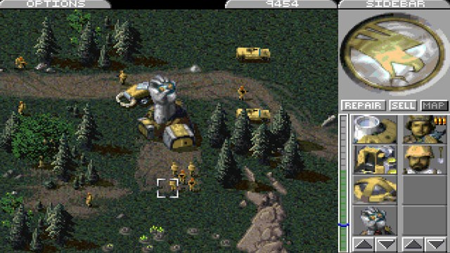 Download Command and Conquer Gold PC Games Gameplay