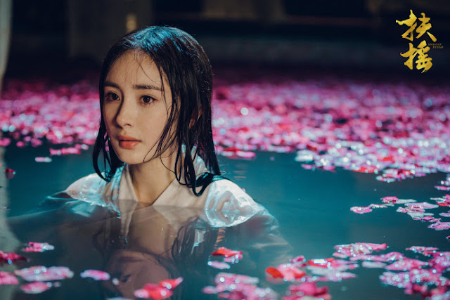 Yang Mi scary reflection Fuyao