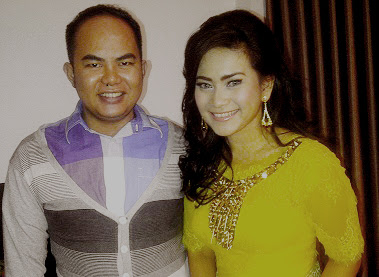 Artis Penyanyi Dangdut Ikke Nurjanah Acara Gathering