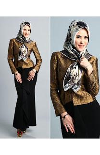Model Hijab Paling Update 2017