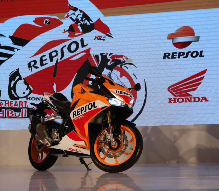Honda CBR 250RR Repsol Edition Di Lancarkan, Terhad 1000 Unit, Harga RM24,000