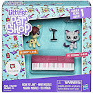 Littlest Pet Shop Series 1 Adorable Adventures Gia Giraffi (#1-202) Pet