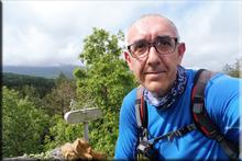 La Rasa mendiaren gailurra 977 m. - 2018ko ekainaren 2an