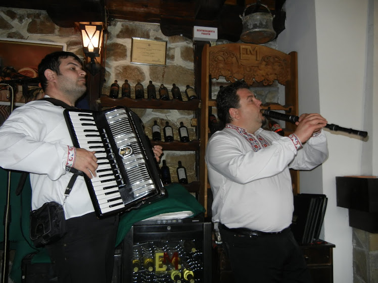 Bulgarian entertainers