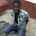 Pick pocket man arrested by RRS steals from their office...photo
