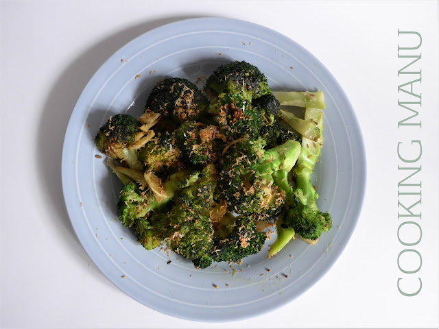 broccoli al peperoncino e finocchio {broccoli with chilli and fennel}