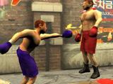 لعبة القتال: سكران الملاكمين