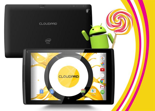 CloudPad One 8.0