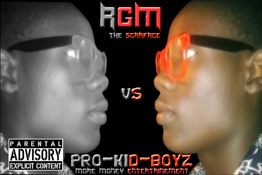 RGM The ScarFace- Free Style (Prod by Cardilac Music Studios